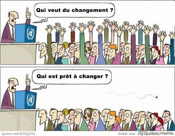 Changement digital