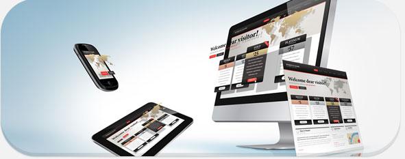 création de site responsive