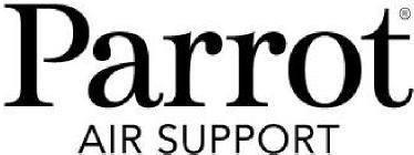 logo parrot air support