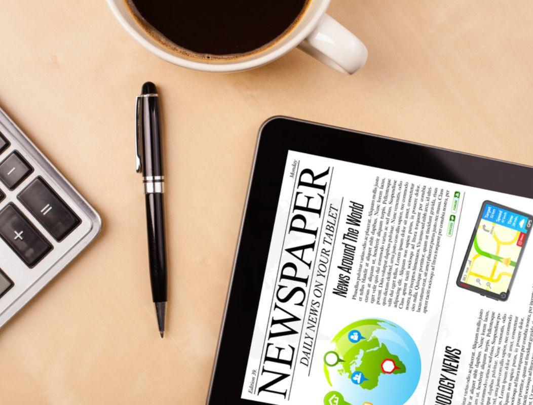 Journal Digital l'internet mobile