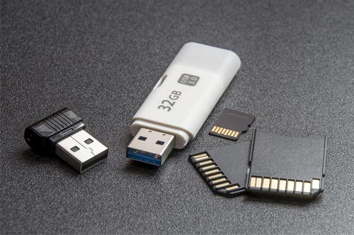 Cle USB