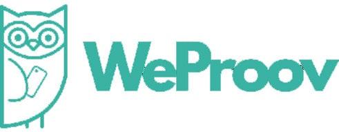 WeProov logo