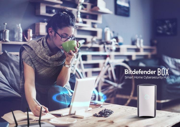 Bitdefender-BOX-protection-donnees-maison-connectee