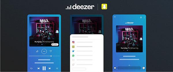 deezer-partage-snapchat
