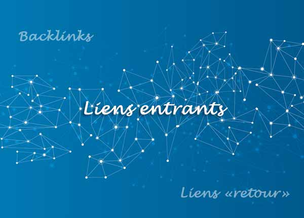 liens entrants