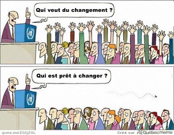 Changement digital