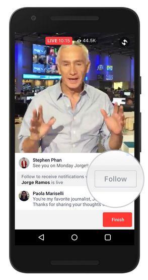 diffuser video facebook live